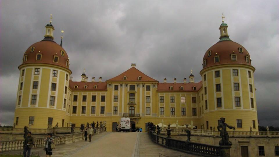 モーリツブルク城